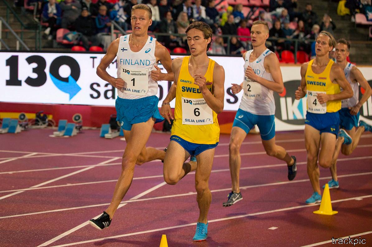 Topi Raitanen kolmosen alkuerissä – Sara Kuivistolle kaksi starttia perjantaina