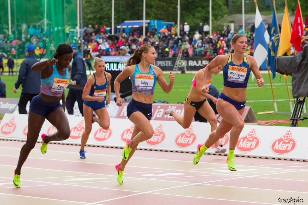 Elite athletes in Karlsruhe on Friday – Watch live stream!
