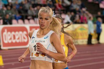 Alisa Vainio palasi radoille Jämsässä - alitti kympillä nuorten EM-rajan
