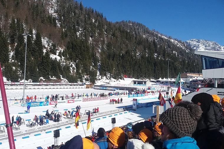 Vuoden 2017 ampumahiihdon MM-kisat kilpailtiin Itävallan Hochfilzenissä upeissa maisemissa.