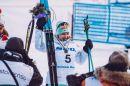 Anita Korva hiihti jälleen MM-mitaleille! Nyt pronssia 15 km yhteislähtökisassa