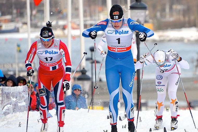 Anne Kyllönen suosikkina Suomen Cupin sprinttiavaukseen