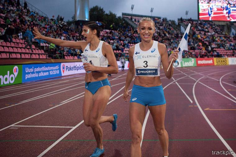 Bislettin yleisurheiluillassa myös suomalaisväriä – Neziri ja Korte haastavat norjalaisaiturit pienoismaaottelussa
