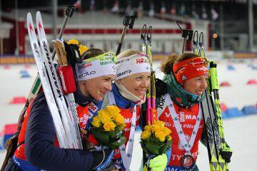 Ampumahiihdon MM 2019: Naisten normaalimatkalla vino pino suosikkeja - Kaisa Mäkäräinen matkaan tällä kertaa yllättäjäehdokkaana