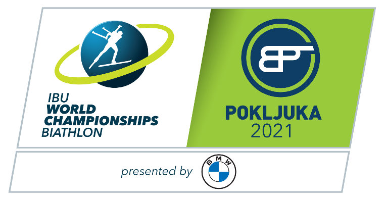 In 2021 the IBU Biathlon World Championships are organized in Pokljuka, Slovenia.