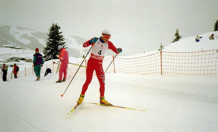 Björn Dählie on eniten mitaleita hiihdon MM-kisoissa voittanut mieshiihtäjä.