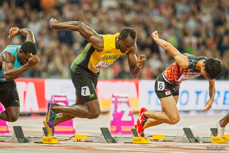 Bolt jää maanmiehensä jalkoihin useissa satasen tilastoissa – Powell pitänyt 10 sekuntia pilkkanaan 97 kertaa