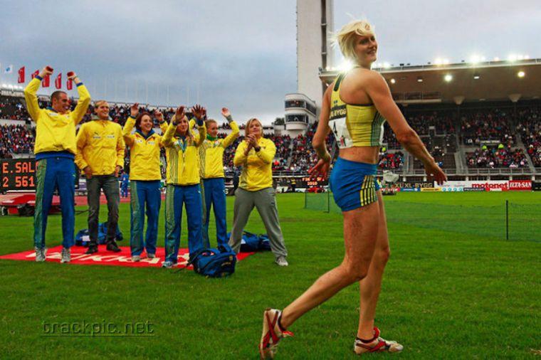 Rikkooko Saga Vanninen ensi kesänä Carolina Klüftin nuorten maailmanennätyksen? Miltä vertailu ruotsalaislegendaan näyttää nyt ja missä pitää parantaa?