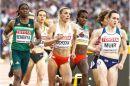 Tilastoselvitys: yleisurheilun MM-kisoissa mitalimaiden määrä heittelee runsaasti jopa lajiryhmien sisällä