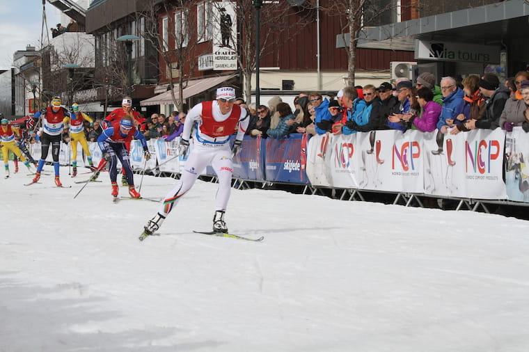 Ebba Andersson nitisti Kallan ruotsalaisten kauden avauksessa Bruksvallarnassa