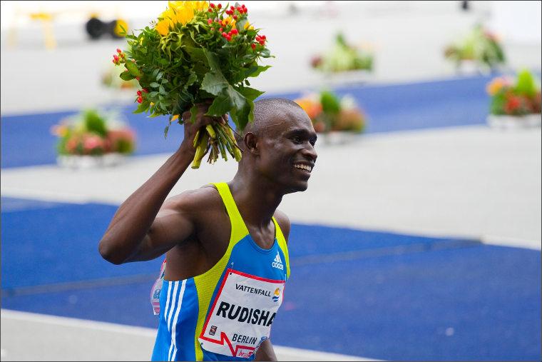 Kenian David Rudishan nimissä on Timanttiliigan historian kovimmat ajat sekä 600 metrin että 800 metrin juoksuissa.