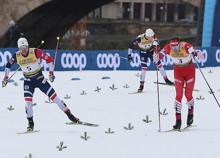 Verneri Poikonen hiihti Supersprintin finaaliin Dresdenissä