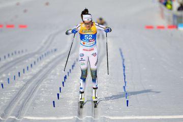 Ebba Andersson hiihti Ski Classics -kisan voittoon Ruotsissa