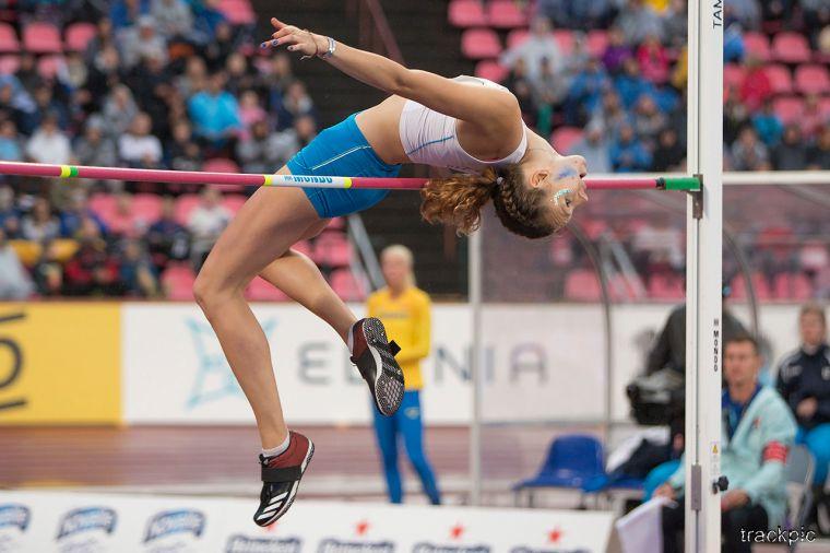 Ella Junnila hyppäsi EM-pronssia!