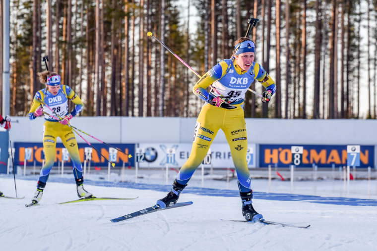 Ruotsi ja Norja taistelevat tiukimmin naisten kauden avausviestin voitosta