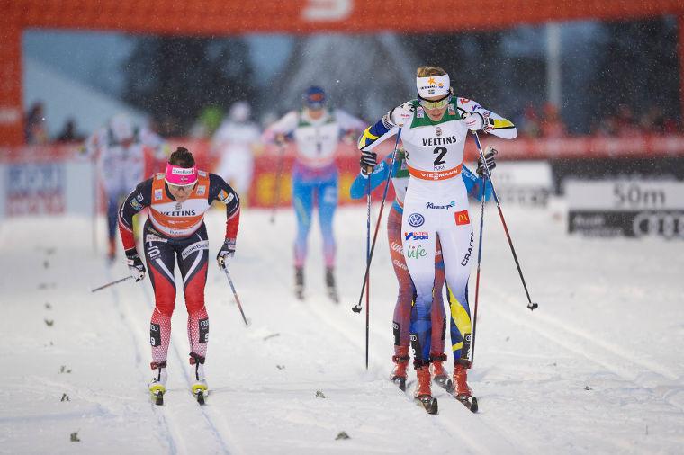 Hiihdon MM 2019: Nähdäänkö naisten sprintissä ruotsalaisjuhlat?