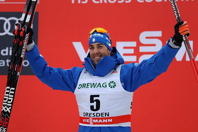 Italian hiihtotähti loukkaantunut - koko tuleva kausi vaarassa