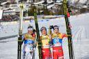 Hiihdon MM 2019 naisten viesti: Suomi jäi kauas mitalista, Ruotsi kukisti Norjan voittotaistelussa