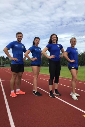 GIF-eliittiryhmä: Nina Chydenius: Kilpaurheilu ja lapsiarki