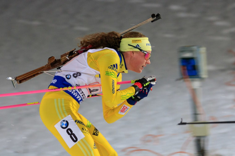 Öberg naisten pikakisan vahvin - suomalaisilla takkusi
