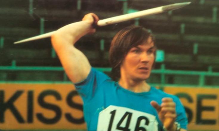 Keihäänheiton Euroopan mestari Hannu Siitonen täyttää 70 vuotta – hirmukaaret 46 vuotta sitten jäivät ikuisiksi ajoiksi ennätystilastoihin