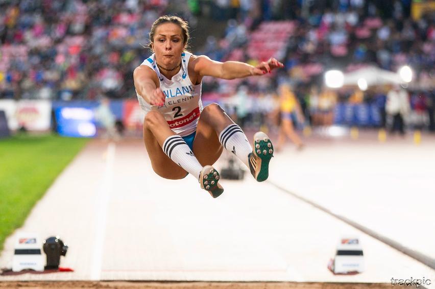 LIVE: Maria Huntington keskeytti U23 EM-seitsenottelun