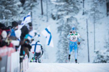 Katsaus maastohiihdon maailmancupin suomalaishistoriaan - Pärmäkoski ja Niskanen jahtaavat Kuitusta ja Myllylää