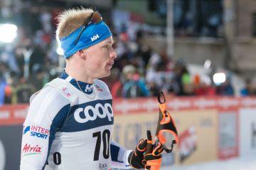 Iivo Niskanen miesten rullasprinttimestari, Johanna Matintalo naisten ykkönen
