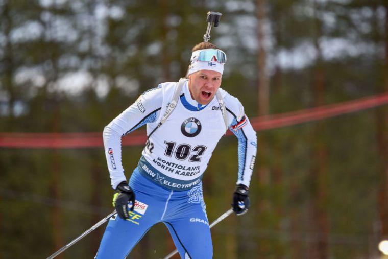 Ranska kukisti Norjan loppukirissä miesten ampumahiihtoviestissä Anterselvassa - Suomi hienosti seitsemäs