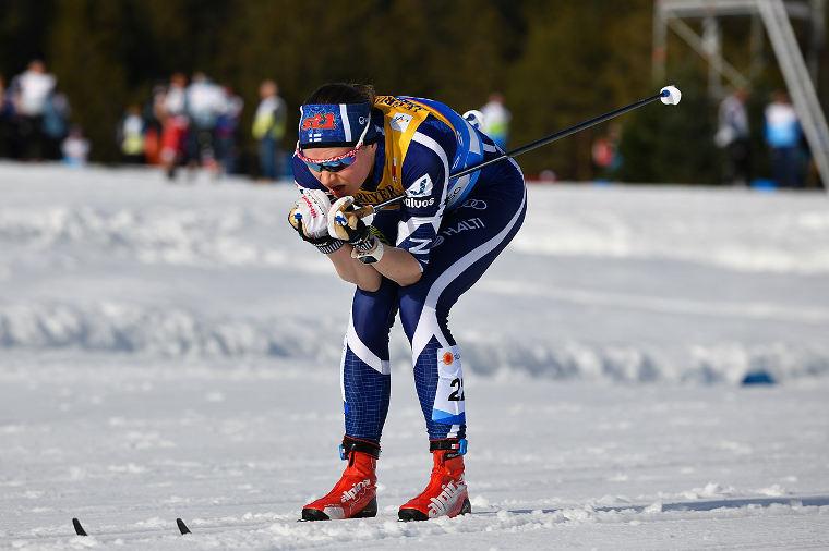 Neprjajeva yhteislähdön voittoon Val di Fiemmessä - Matintalo ja Pärmäkoski upeasti viides ja kuudes