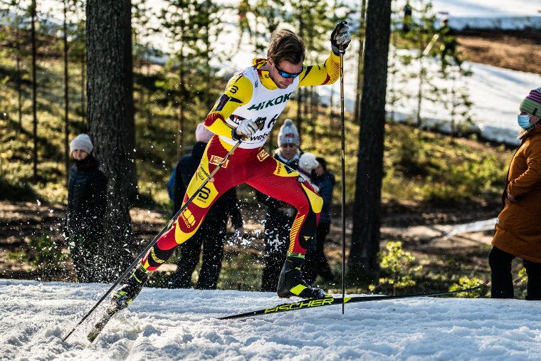 Suomi sensaatiomaisesti hopealle miesten MM-parisprintissä, Norjalle kultaa