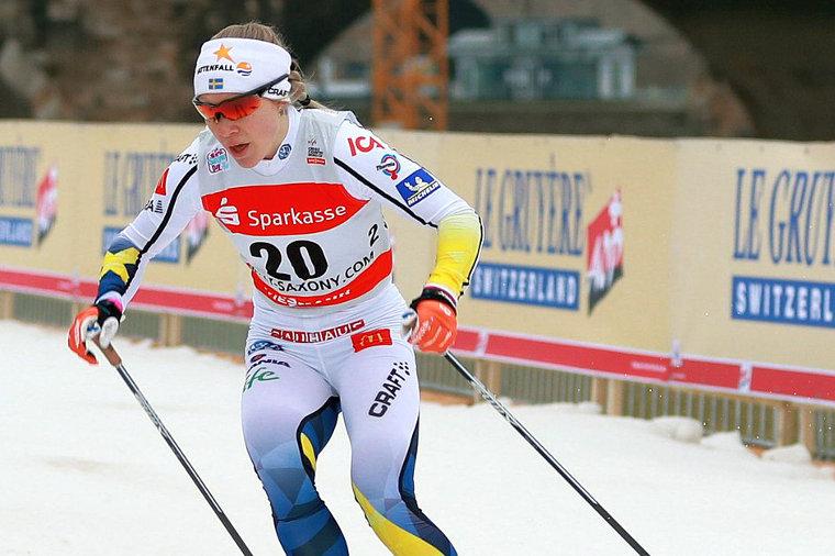 Jonna Sundling naisten sprintin kultamitalisti, Katri Lylynperä ylsi välieriin
