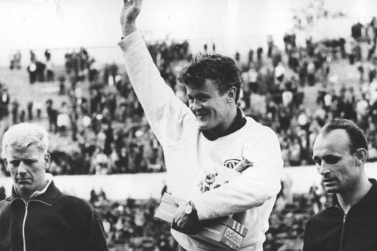 Ratinassa jysähti tasan 50 vuotta sitten – hirmuinen kilpailutahti siivitti Jorma Kinnusen ME-tulokseen