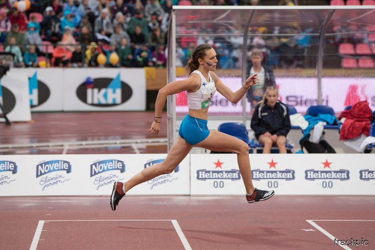 Yltävätkö Ringa Ropo ja Ella Junnila tähän huimaan temppuun? Seppo Rädyn kilpakumppanin ja olympiamitalisti-isän kansalliset ennätykset kestäneet yhdessä jo 36 vuotta