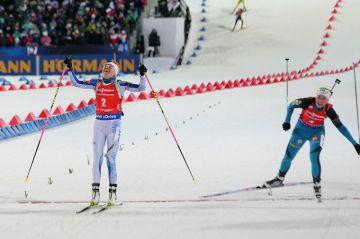 Mäkäräinen ja Hiidensalo takaa-ajovoittoihin Kontiolahti GP:ssä