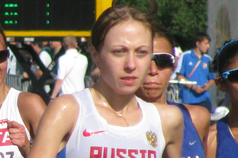 Venäläinen yleisurheilija kärysi - menettää kaksi MM-mitalia