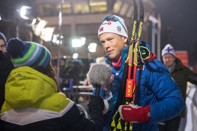 Palkintorahat hiihdon maailmancupissa – Norjalaiset piikkipaikalla