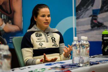 Hiihdon MM 2019: Krista Pärmäkoski mitalisuosikkina lauantain skiathloniin