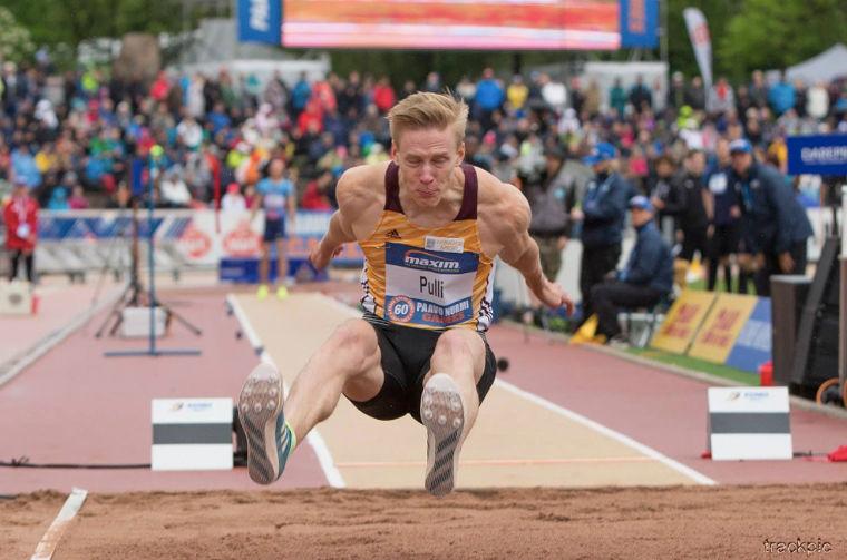 Kristian Pulli hyppäsi voittoon Sveitsissä - Päihitti hallitsevan maailmanmestarin!