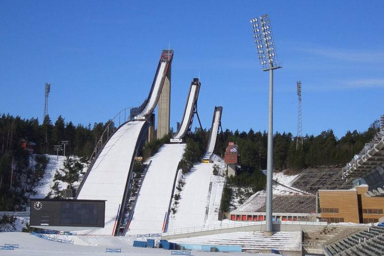 Lahden Salpausselällä kilpailtiin Nuorten MM-hiihdot 2019