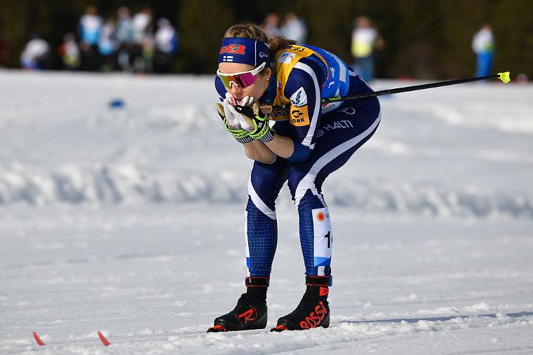 Laura Mononen jatkaa uraansa - tähtäimessä Oberstdorfin MM-hiihdot