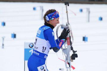 Oberhof: Naisten takaa-ajo – Vittozzi jatkoi voittojen tiellä