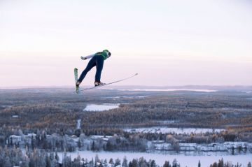 Janne Ahonen kymmenellä mitalillaan Suomen menestynein mäkihyppääjä MM-tasolla