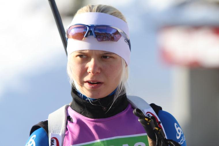 Mäkäräinen ja Eder kaatuivat sakkoihin - Eckhoff Annecyn maailmancupin pikakilpailun voittoon