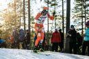 Svensson yllätysvoittoon miesten sprintissä, Vuorela hienosti seitsemäs