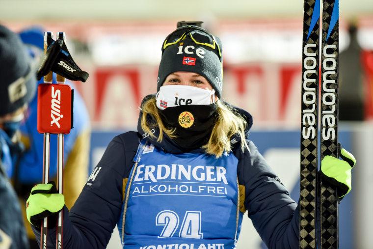 Röiseland nousi takaa-ajon voittoon Hochfilzenissä