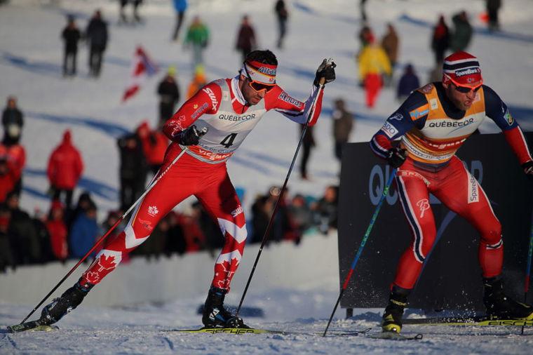 Martin Johnsrud Sundby on menestynyt Tour de Skillä erinomaisesti.