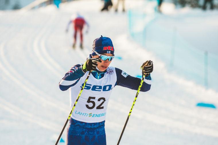 Nuorten MM-hiihdoissa alle 20-vuotiaiden pitkät yhteislähdöt - Katso ilmainen live stream!