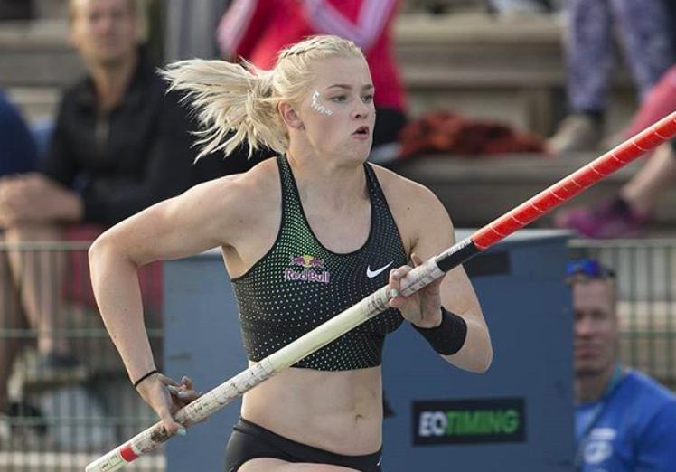 Wilma Murron sisäratojen Suomen ennätys 471 on samalla alle 20-vuotiaiden maailmanennätys.