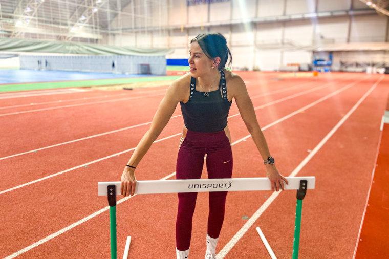 Nathalie Westman: Monipuolinen urheilija